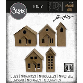 Thinlist House