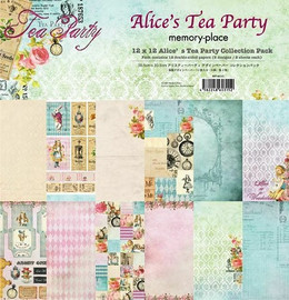 Alice Tea Party Collection Pack