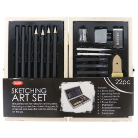 Jasart Sketching Wood Set