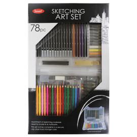 Jasart Sketching Art Set 78pc