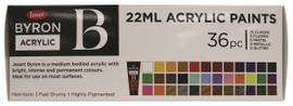 Jasart Byron Acrylic 22ml Paint Set