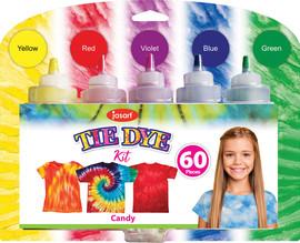 Jasart Tie Dye Kits Candy