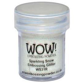 WOW! Embossing Powder - Sparkling Snow