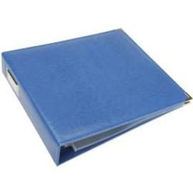 Scrapbook Album Country Blue 12 x 12