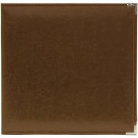Scrapbook Album Dark Chocolate 12 x 12