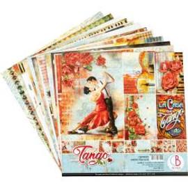 Ciao Bella Tango 12x12 Collection