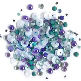 Sparkletz Embellishments 10g - Sailors Sky