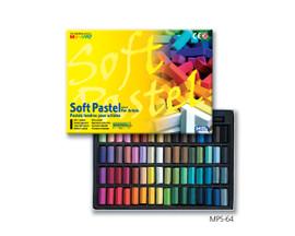 Mungyo Soft Pastels 64 Colours