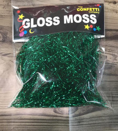 Gloss Moss Fibers 7g- Metallic Green
