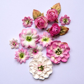 49 and Market Country Blooms - Blush