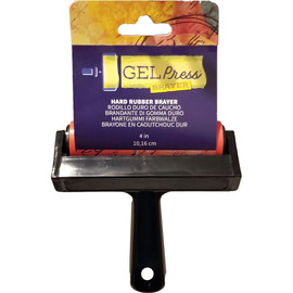 Gel Press 4 inches  Brayer