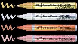 DecoColor Chisel Paint Marker 350 - Silver