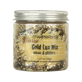 Stampendous Frantage Micas & Glitters  - Gold Lux Mix