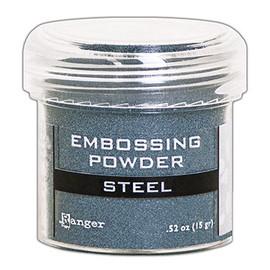 Ranger Embossing Powder - Steel