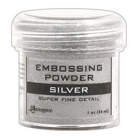 Ranger Embossing Powder Super Fine Detail -  Silver