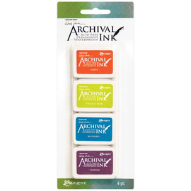 Wendy Vecchi Mini Archival Ink Pads Set #6