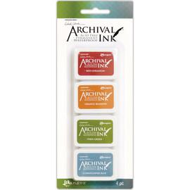 Wendy Vecchi Mini Archival Ink Pads Set #4