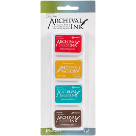 Wendy Vecchi Mini Archival Ink Pads Set #1