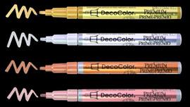 DecoColor Calligraphy Opaque Paint Pen 250- Gold