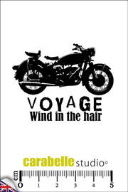 Carabelle Studios - Traveling by Motorcycle