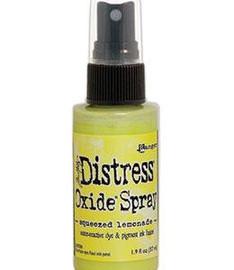 Tim Holtz Distress Oxides Ink Spray - Squeezed Lemonade