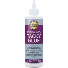 Aleenes  Quick Dry Tacky Glue 8oz