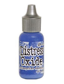 Tim Holtz Distress Oxides Reinker - Blueprint Sketch