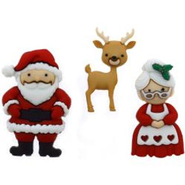 DIU Mr and Mrs Claus