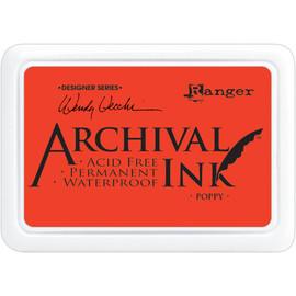 Wendy Vecchi Archival Ink Pad - Poppy