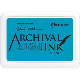Wendy Vecchi Archival Ink Pad - Bluebird
