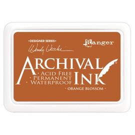 Wendy Vecchi Archival Ink Pad - Orange Blossom