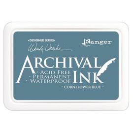 Wendy Vecchi Archival Ink Pad - Cornflower Blue
