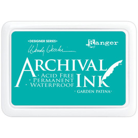 Wendy Vecchi Archival Ink Pad - Garden Patina