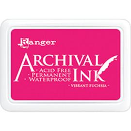 Archival Ink Pad - Vibrant Fuchsia
