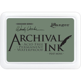Wendy Vecchi Archival Ink Pad - Peat Moss