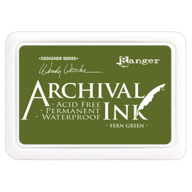 Wendy Vecchi Archival Ink Pad - Fern Green