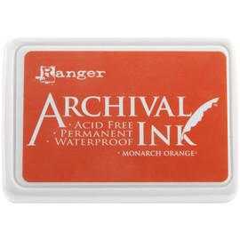 Archival Ink Pad - Monarch Orange