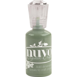 Nuvo Crystal Drops 1.1oz - Olive Branch