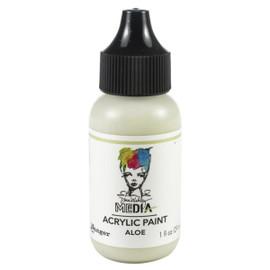 Dina Wakley Media Acrylic Paint 1oz - Aloe