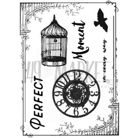 49 and Market Stamp Set - Scents of Nature