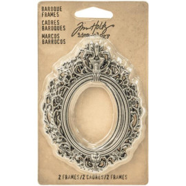 Idea-ology Baroque Frames 2.25X3 inches 2/Pkg