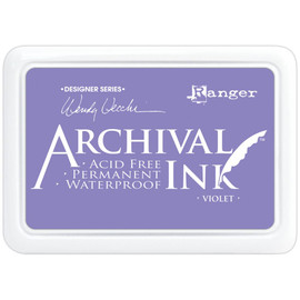 Wendy Vecchi Archival Ink Pad - Violet