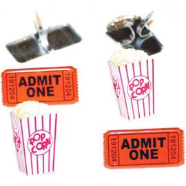 Eyelet Outlet Popcorn & Ticket Brads