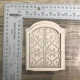 Opening Window -Chipboard