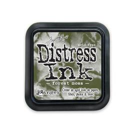 Tim Holtz Distress Ink Pad - Forest Moss