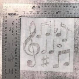 Imagine If Stencil - Music