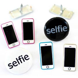Eyelet Outlet Selfie Phone Set Brads