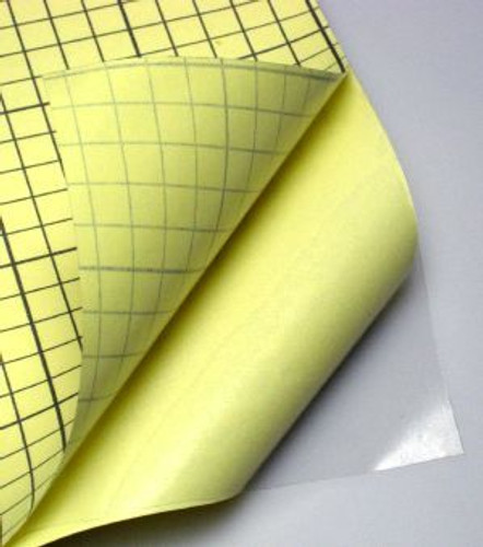 Double Sided Adhesive Sheet for Die Cutting A4 clear