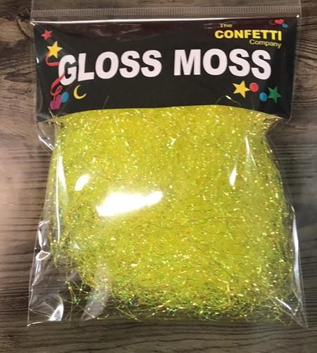 Gloss Moss Fibers 7g- Yellow