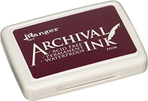 Archival Ink Pad - Plum